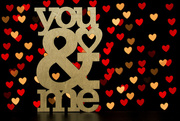 13th Feb 2018 - You and Me