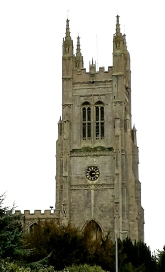 St Neots Parish Church by mave