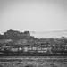 Edinburgh Castle from miles away