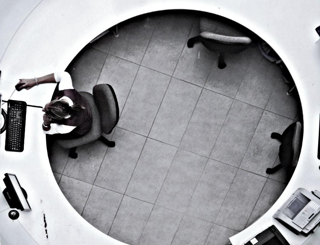 Office Overhead by ajisaac