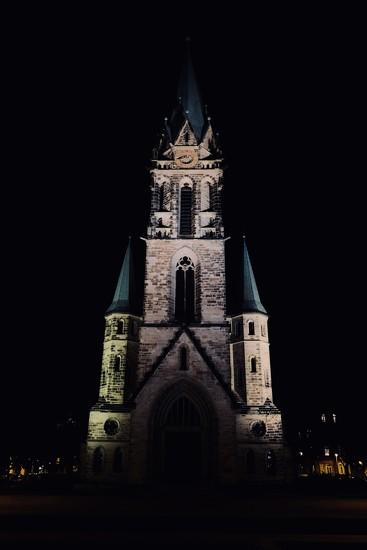 Johanneskirche In Darmstadt by vincent24