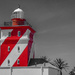 Light house in Mouille Point, Cape Town. by ludwigsdiana