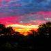 Sunset the night before....