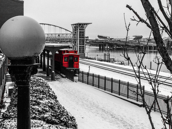 Red, Black and White by not_left_handed