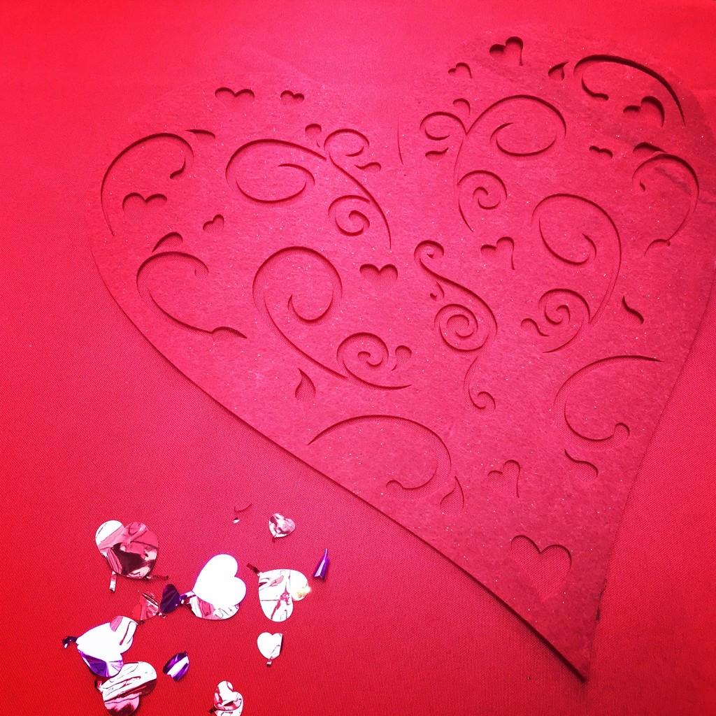 Happy Valentine's Day! by nanderson