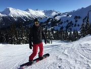 11th Feb 2018 - Birthday fun on the slopes