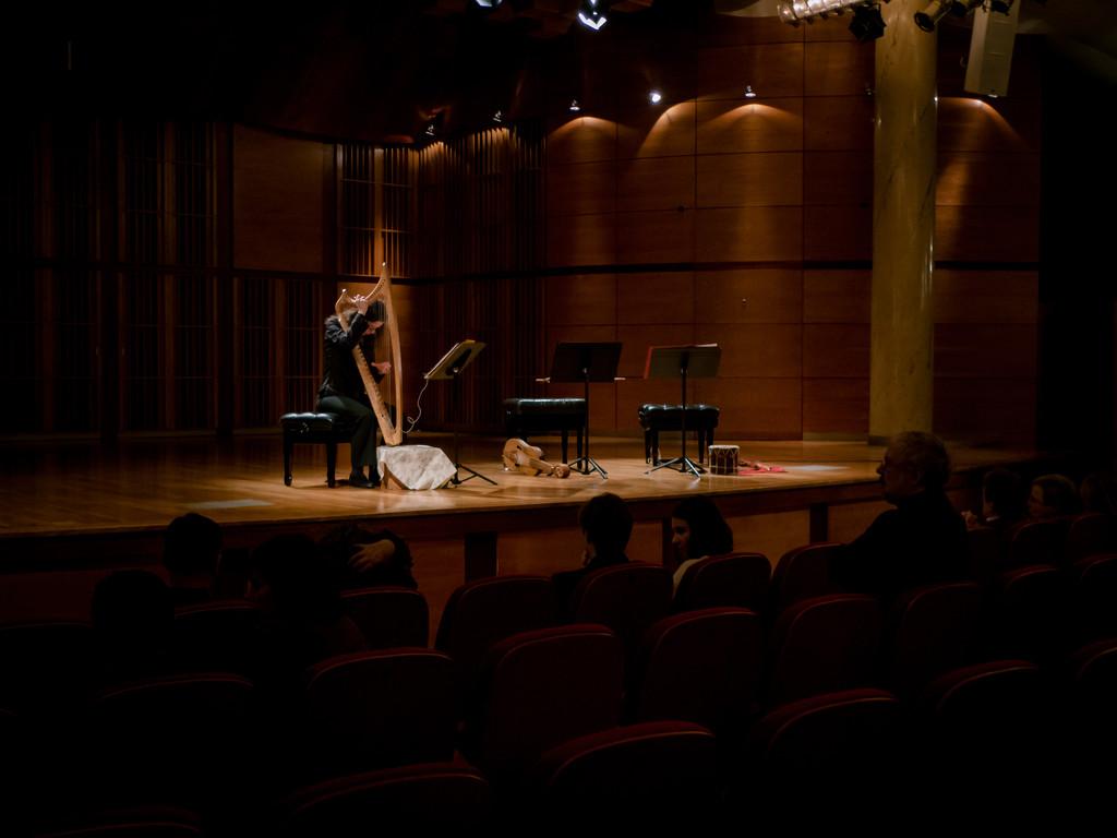 Tuning the harp by haskar