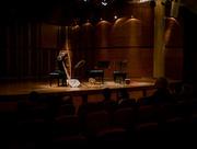 14th Feb 2018 - Tuning the harp
