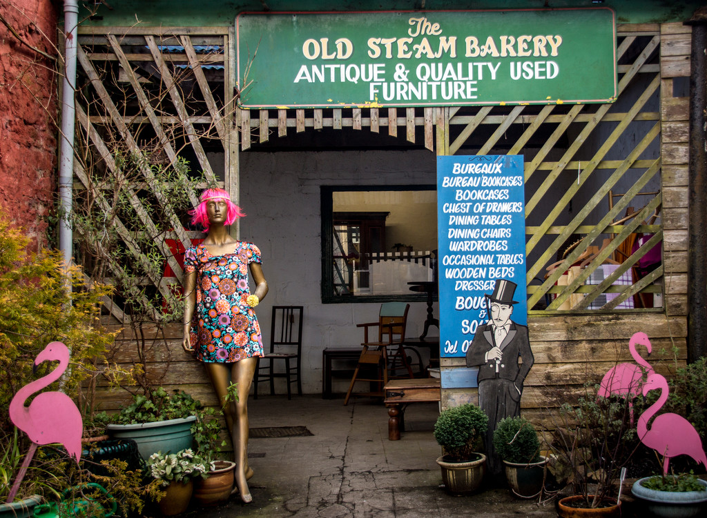 The Old Steam Bakery by swillinbillyflynn