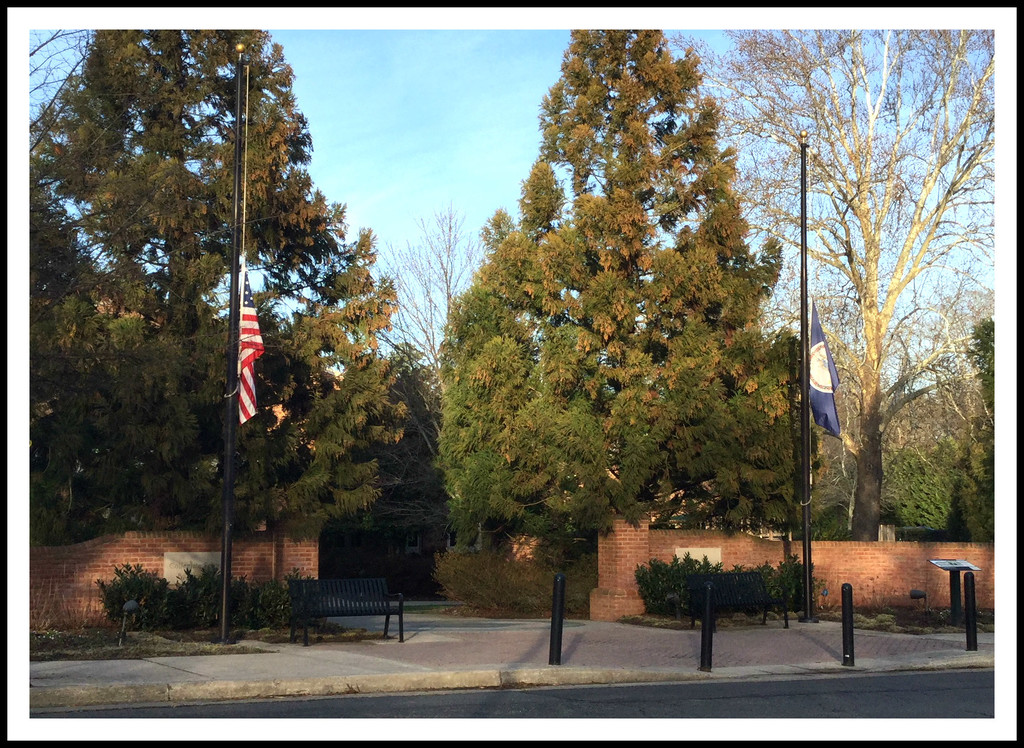 Flags Lowered Again by allie912