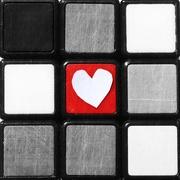 14th Feb 2018 - chequered love