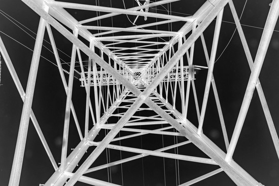 Power Abstract by farmreporter