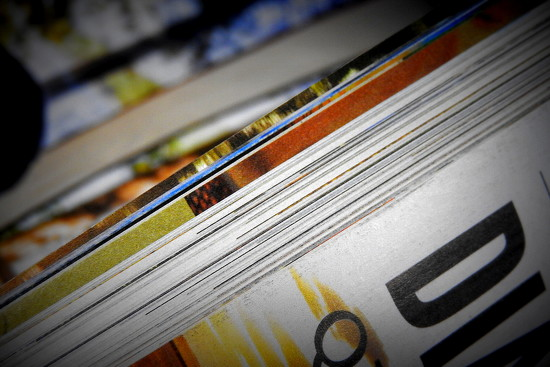 Abstract magazines by homeschoolmom