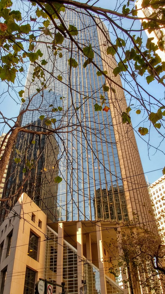Skyscraper by harbie