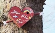 18th Feb 2018 - A heart for birds