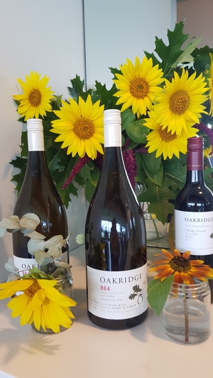 Sunflowers and Wine by miraries