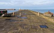 18th Feb 2018 - Peering down the pier