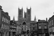 18th Feb 2018 - Lincoln Cathedral