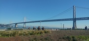 17th Feb 2018 - The San Francisco Bay Bridge