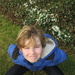 Grandson with Snowdrops