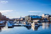 19th Feb 2018 - Trondheim harbor