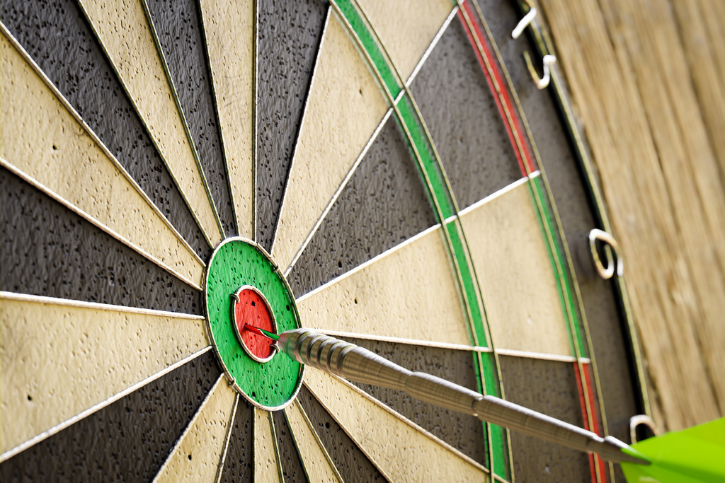 Bullseye by humphreyhippo