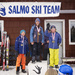Salmo race day