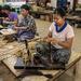 Lacquerware manufactory