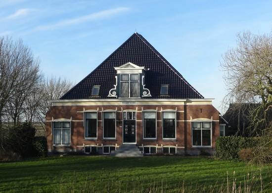 farmhouse Waddenoord by gijsje