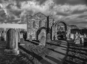 20th Feb 2018 - Coldingham Priory