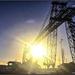 Sunshine through the Bridge