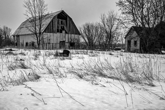 Old Barn by farmreporter