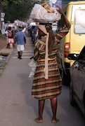 21st Feb 2018 - Accra street
