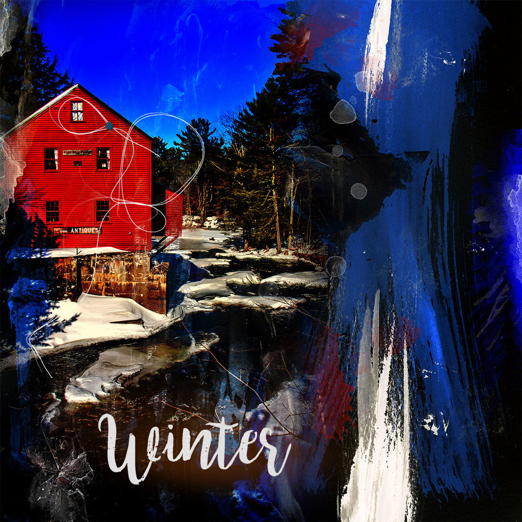 Winter by joansmor