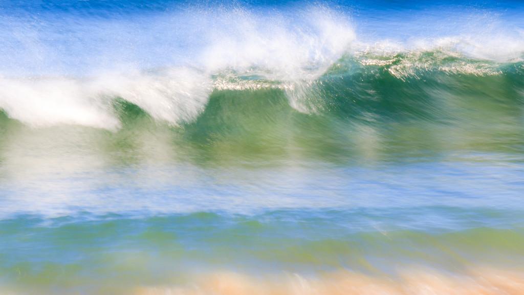 Wave blur by jernst1779