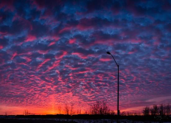 textured sunrise by adi314