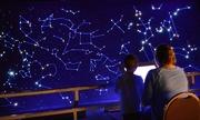 24th Feb 2018 - studying the stars at the planetarium