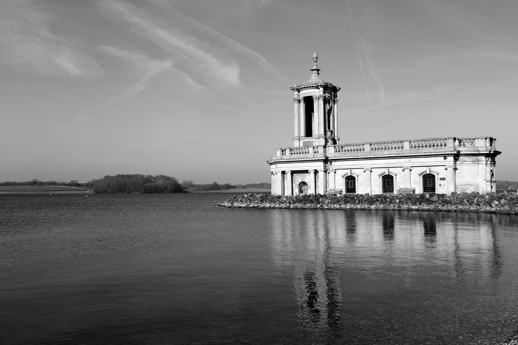 Normanton Church, Rutland Water by phil_sandford