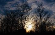 24th Feb 2018 - Sunset