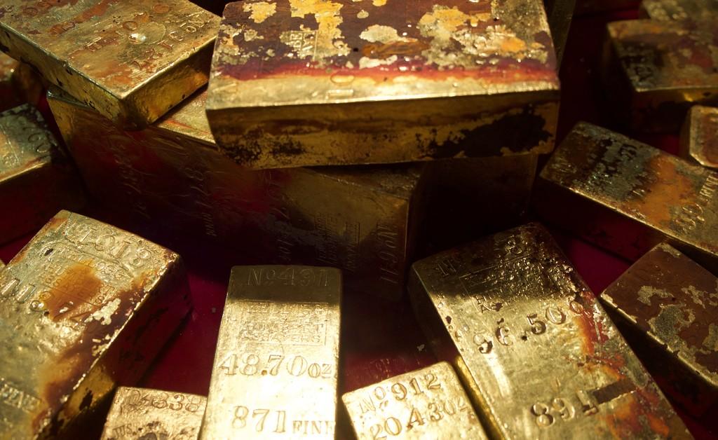 Golden Treasure by redy4et