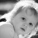 Just a sweet little girl