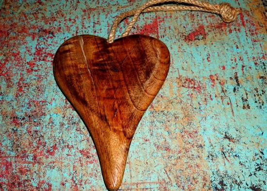 Wooden Heart by sunnygirl