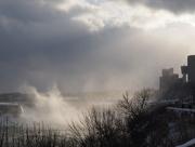 20th Feb 2018 - Sunlight on the Mist