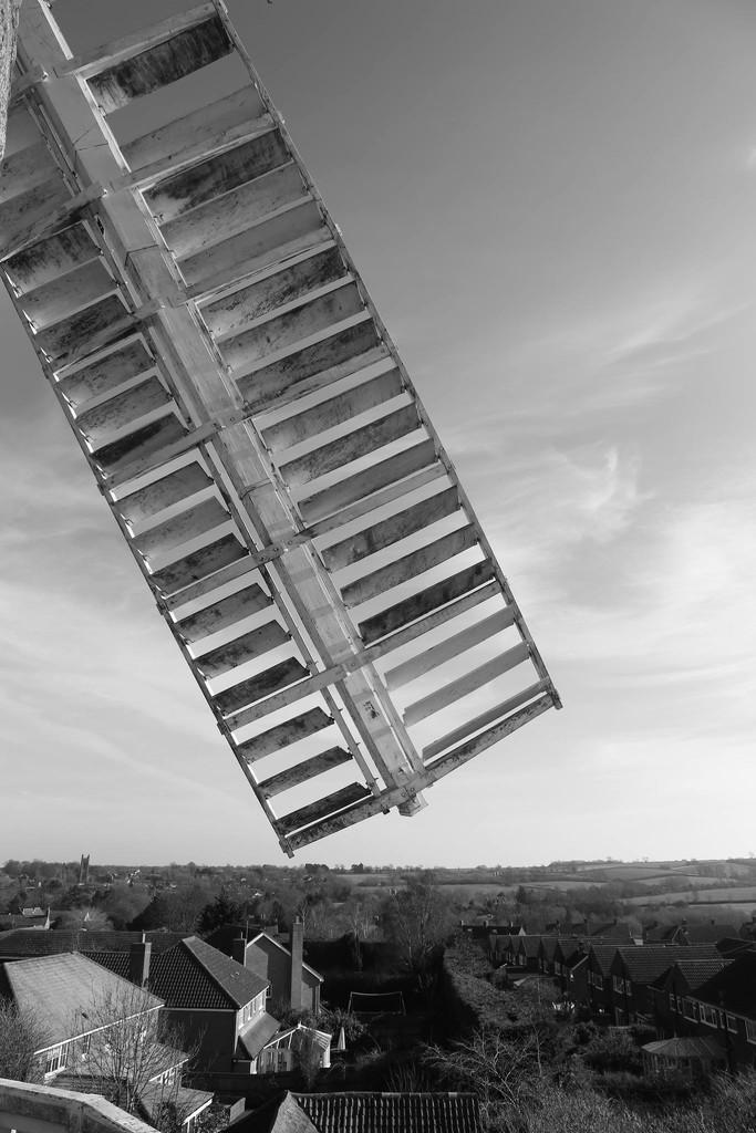 Whissendine Windmill Sail by phil_sandford