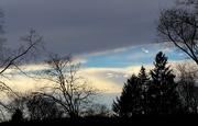 26th Feb 2018 - Sky 8 - I see blue