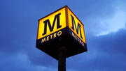 26th Feb 2018 - Tyneside Metro Sign
