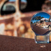 car in glass ball by mv_wolfie