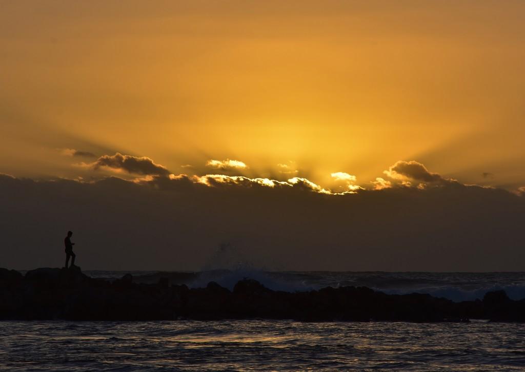 Golden Sunset....._DSC3775 by merrelyn