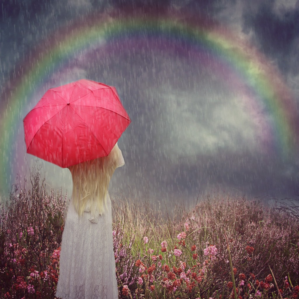 The Beauty of Rain by not_left_handed