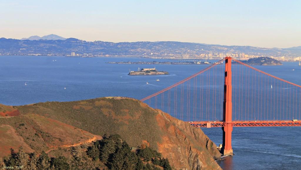 Golden Gate Bridge IV by harbie